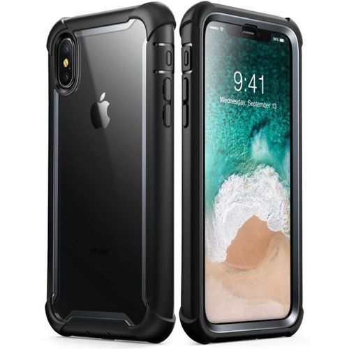 iblsn ares black | obudowa dla modelu apple iphone x / 10 marki Supcase