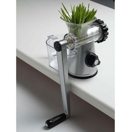 Lexen Ręczna wyciskarka soku healthy juicer 3g srebrna - model 2013 (4895039100687)