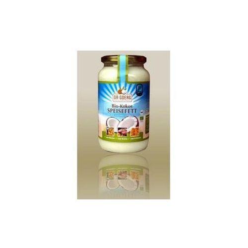 Olej kokosowy spożywczy rafinowany BIO 1000ml - Dr.Goerg (Oleje, oliwy i octy)