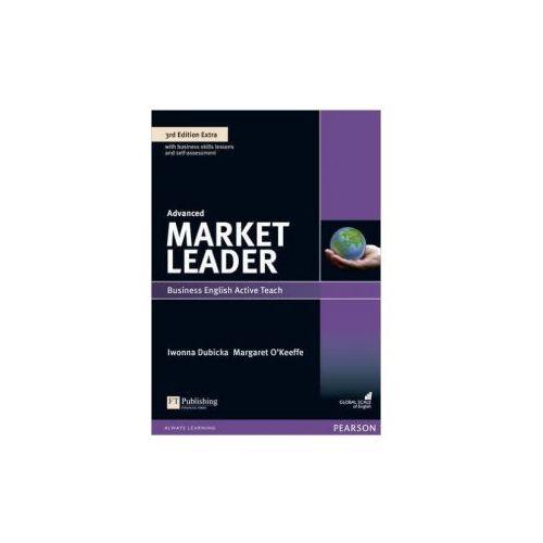 Market Leader 3Ed Extra Advanced. Oprogramowanie Tablicy Interaktywnej, Pearson