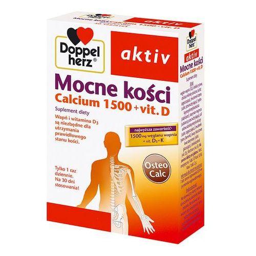 Doppelherz Aktiv Mocne kości x 60 tabl., produkt z kategorii- Leki na osteoporozę