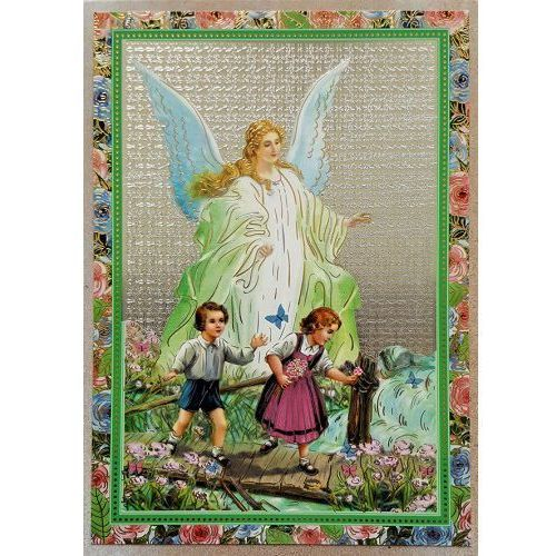 Ikona anioł stróż marki Produkt polski