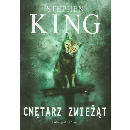 CMENTARZ ZWIEŻĄT WYD.2012, Stephen King