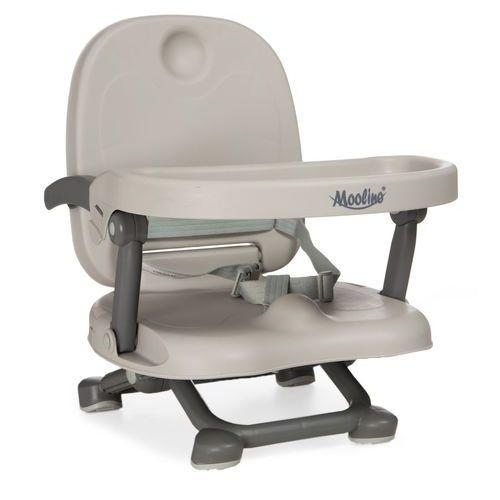 Krzesełko do karmienia ace 1013-4 szary marki Moolino