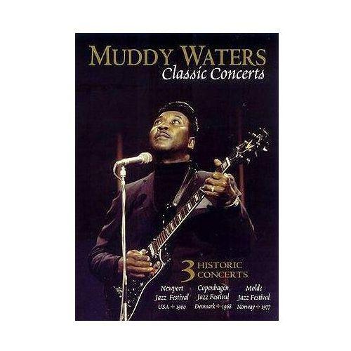 Classic concerts - muddy waters (płyta dvd) marki Universal music