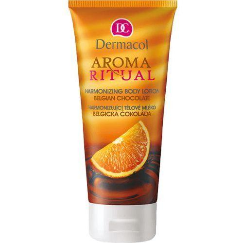 DERMACOL Aroma Ritual – mleczko do ciała z belgijską czekoladą 200 ml