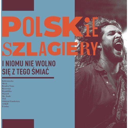 Mtj Polskie szlagiery: i nikomu nie wolno się z tego śmiać (płyta cd) (5906409116029)