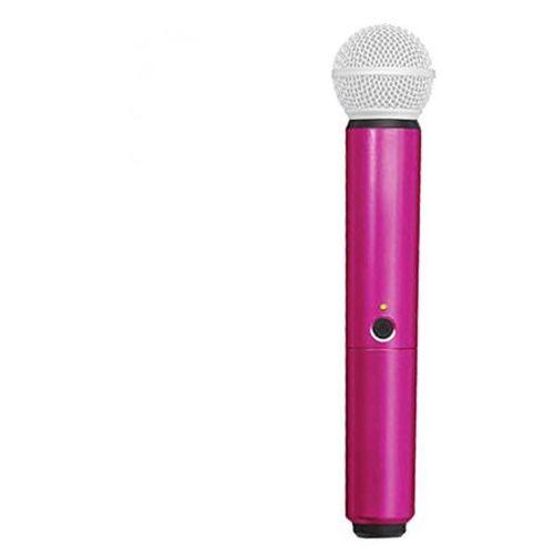Shure wa713-pnk obudowa do nadajników blx/pg58, kolor różowy
