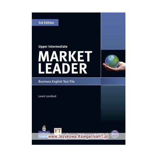 Market Leader 3rd Edition Upper-Intermediate, Test File, Pearson