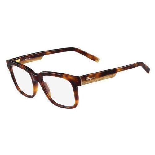 Okulary korekcyjne sf 2751 214 marki Salvatore ferragamo