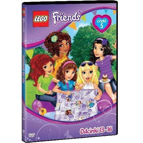 Lego friends, część 5 (dvd) - marki Różni