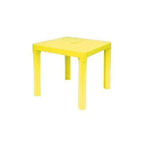 Stolik dla dzieci IPAE - plastikowy Żółte/Plastik