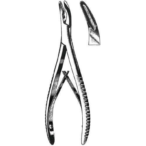 Odgryzacz kostny hartmann - 18,5cm marki Falcon