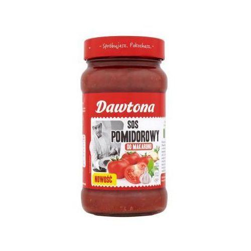 Sos pomidorowy do makaronu 550 g marki Dawtona
