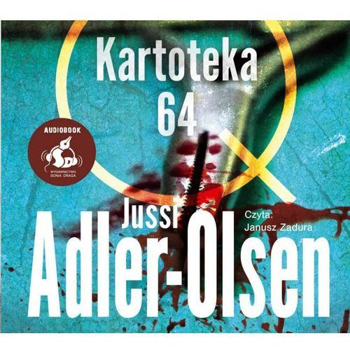 Kartoteka 64 - Jussi Adler-Olsen (MP3) (9788381105385)