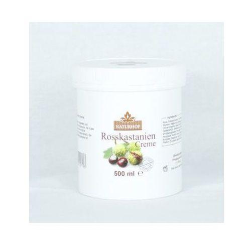 Krem z kasztanowca 500 ml rosskastanien creme marki Naturhof