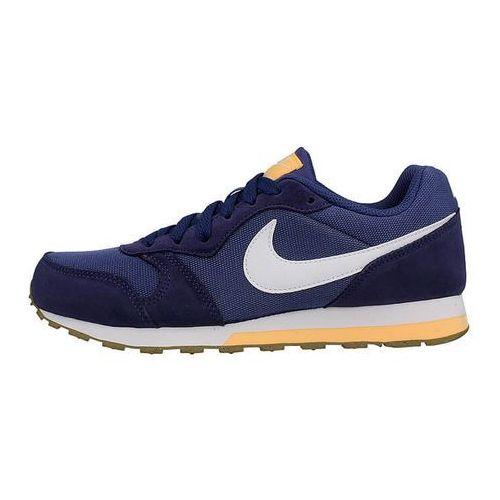 Nike sportswear md runner 2 tenisówki i trampki blue moon/white/melon tint/khaki