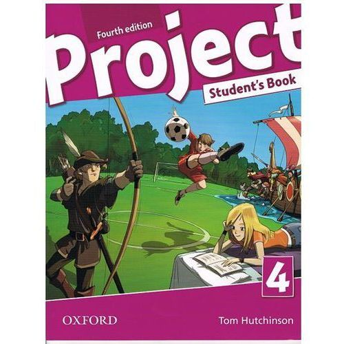 Project: Level 4: Students Book (9780194764582)