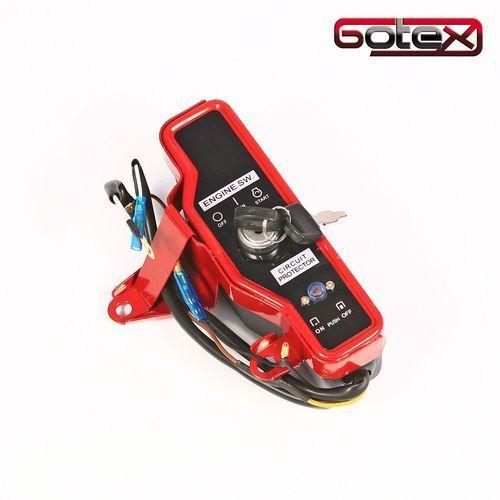 Stacyjka elektryczna do Honda GX120 GX160 GX200