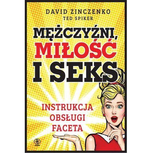 Książka Mężczyźni, Miłość i Seks | 100% DYSKRECJI | BEZPIECZNE ZAKUPY (244 str.)