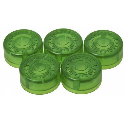 candy green footswitch topper plastikowe osłonki na przełączniki nożne marki Mooer