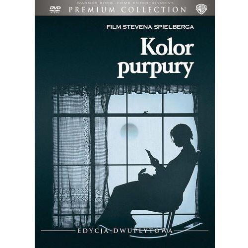Steven spielberg Kolor purpury (2dvd) premium collection (płyta dvd) (7321908183194)