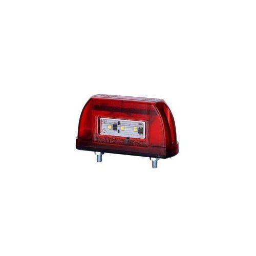 Lampa LED oś. tablicy rejestracyjnej mała (LTD669), ltd669