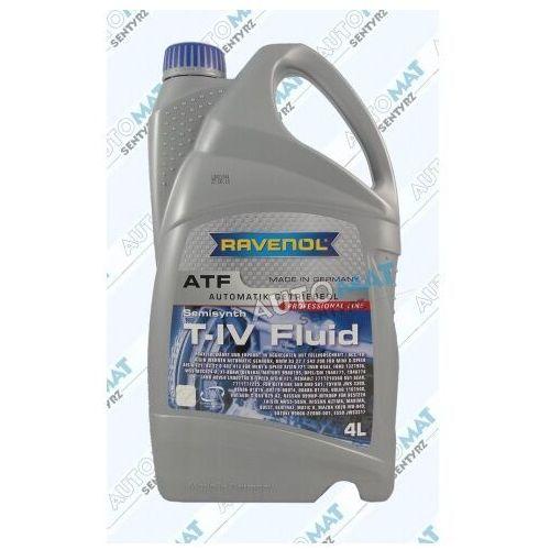 Olej t-iv fluid 4l. marki Ravenol