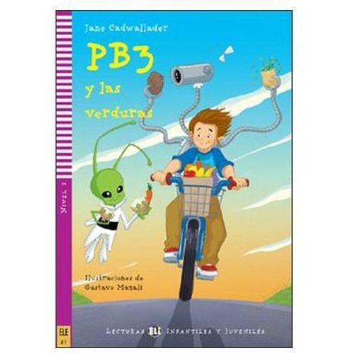 Lecturas ELI Infantiles y Juveniles - PB3 y las verduras + CD Audio, Jane Cadwallader