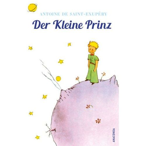 Der Kleine Prinz /op.mk./ (94 str.)