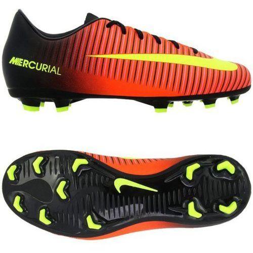Nike Nowe buty piłkarskie korki jr mercurial vapor xi fg r.35,5-22,5cm