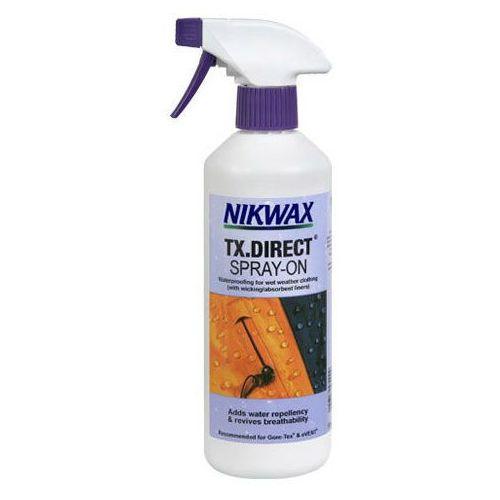 Impregnat do odzieży przeciwdeszczowej NIKWAX - TX.Direct® Spray-On 300 ml.