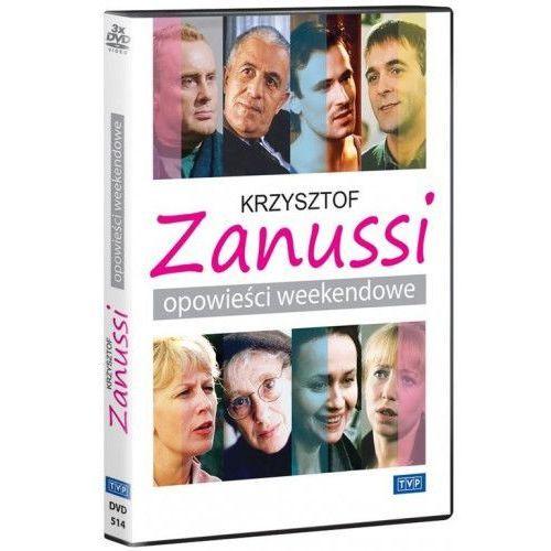 Opowieści weekendowe - kolekcja - Krzysztof Zanussi, 84526802073DV (7156030)