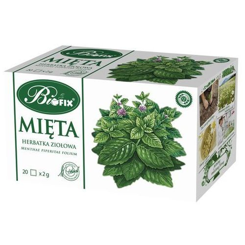 Bifix Herbata ziołowa mięta 40 g