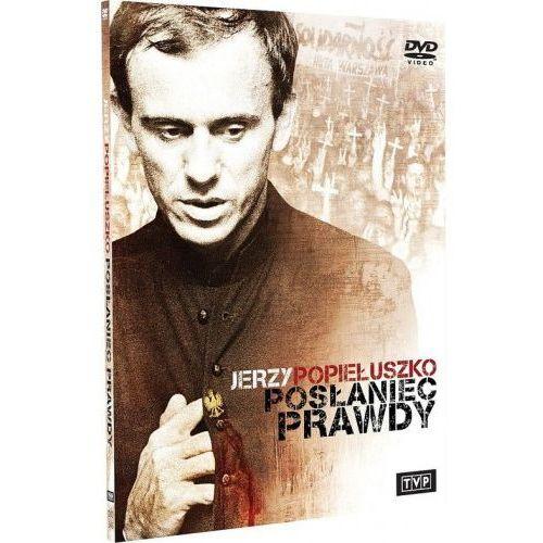 Telewizja polska Jerzy popiełuszko. posłaniec prawdy (dvd) - od 24,99zł darmowa dostawa kiosk ruchu