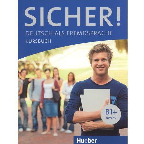 Sicher B1. Kursbuch (120 str.)