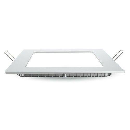 V-tac panel led premium downlight 18w kwadrat 225x225 vt-1807 4000k 1500lm - rabaty za ilości. szybka wysyłka. profesjonalna pomoc techniczna. (3800230629913)