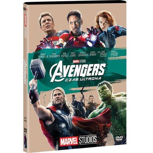 Joss whedon Avengers: czas ultrona (dvd) kolekcja marvel (płyta dvd) (7321941504840)