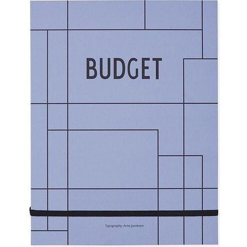 Planer domowego budżetu Design Letters