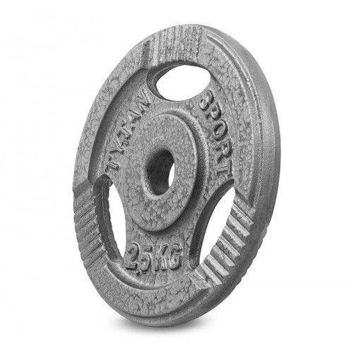Tytan sport Obciążenie żeliwne kierownica 2,5 kg