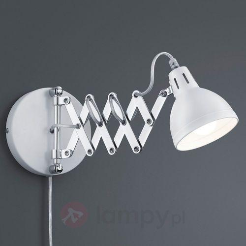 Reality SCISSOR Lampa ścienna Chrom, 1-punktowy - Nowoczesny - Obszar wewnętrzny - SCISSOR - Czas dostawy: od 2-4 dni roboczych