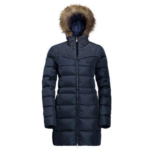 Płaszcz baffin island coat women marki Jack wolfskin