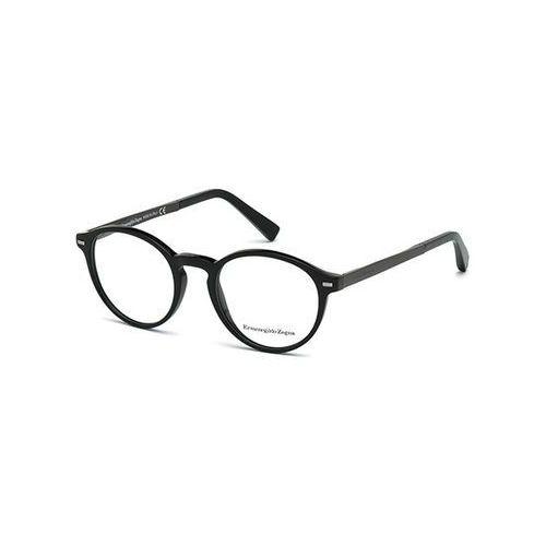Okulary korekcyjne ez5061 005 marki Ermenegildo zegna