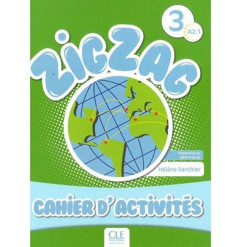 Zig Zag 3 A2.1 ćwiczenia, Hélène Vanthier