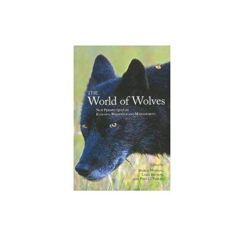 World of Wolves, oprawa miękka