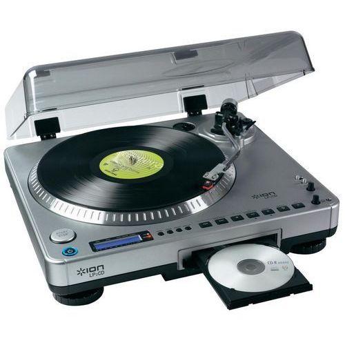 iON gramofon LP 2 CD - produkt z kategorii- Gramofony