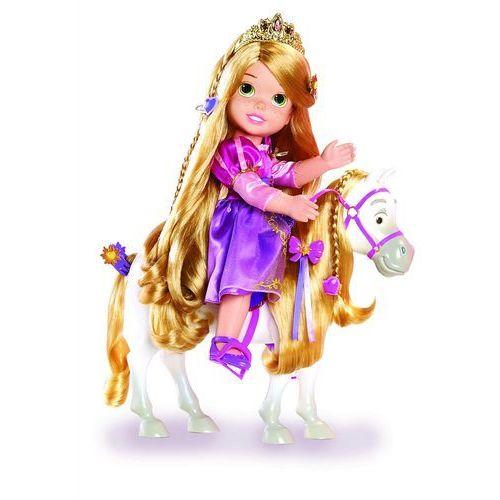 Disney Mała Roszpunka + koń Maximus - sprawdź w Mall.pl