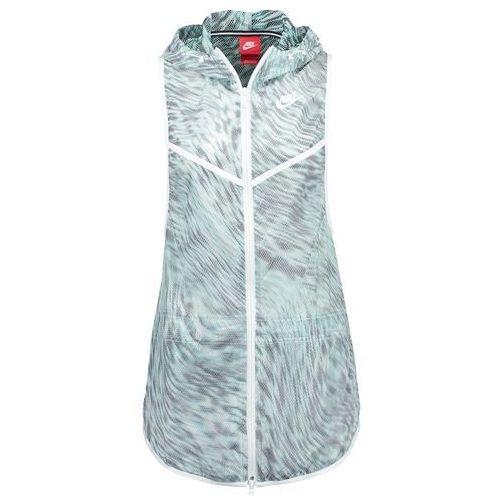 Nike Sportswear TECH HYPERFUSE Kamizelka bleu clair/blanc (marynarka, żakiet)