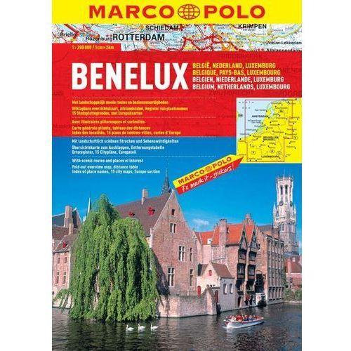 Benelux. Atlas Drogowy (9783829737029)