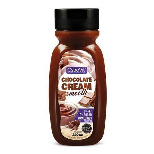 OstroVit Chocolate Cream Smooth ZERO - 320ml, 009141